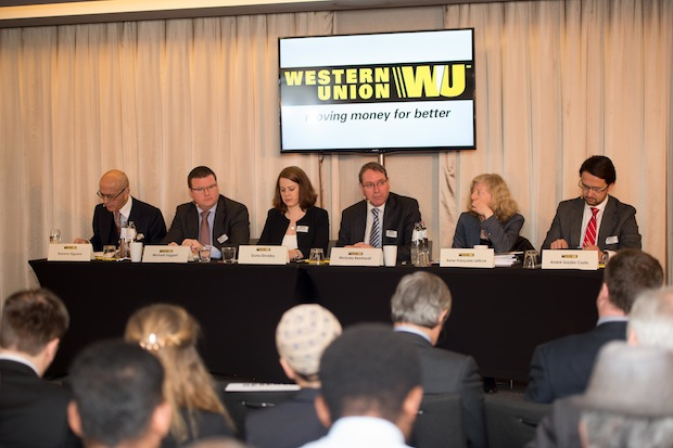 Western Union Kommission