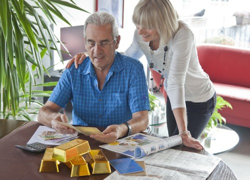 In Zeiten extrem niedriger Zinsen ist die private Vermögensanlage schwieriger denn je. Allein auf Sicherheit zu setzen, reicht nicht mehr aus. Foto: Wüstenrot Bank AG