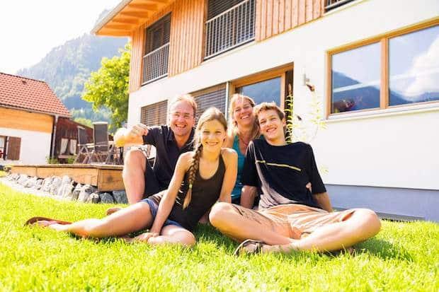 Nachhaltiges Bauen und Wohnen ist besonders wichtig